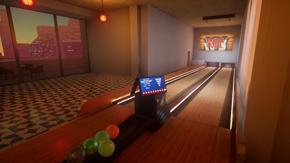 Pure Bowl VR
