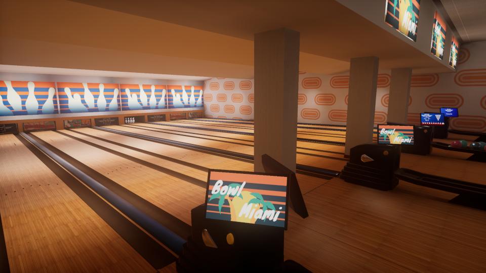 Pure Bowl VR Miami